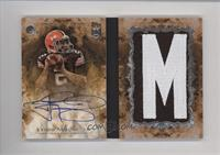 Johnny Manziel #/1