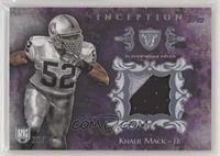 Khalil Mack #/25