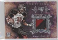 Charles Sims #/50
