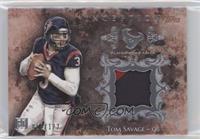 Tom Savage /122