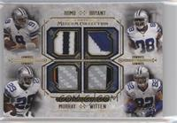 Tony Romo, Dez Bryant, DeMarco Murray, Jason Witten /25