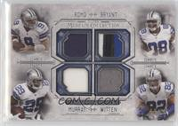 Tony Romo, Dez Bryant, DeMarco Murray, Jason Witten #/99