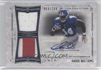 Andre Williams #/200