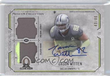 check out 0b04a 10bf8 2014 Topps Museum Collection - Signature Swatches Pro Bowl ...