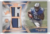 Eric Ebron [Noted] #/25