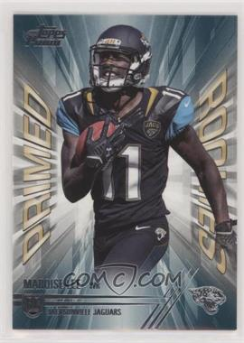 2014 Topps Prime - Primed Rookie #PRO-ML - Marqise Lee