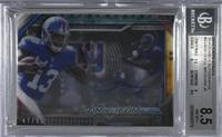 Odell Beckham Jr. [BGS 8.5 NM‑MT+] #/50