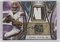 Johnny Manziel #/10