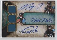 Marqise Lee, Blake Bortles, Allen Robinson #11/18