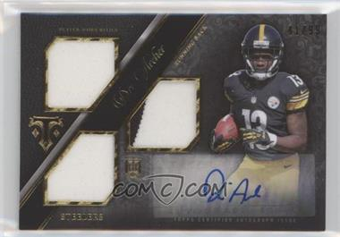 2014 Topps Triple Threads - [Base] #105 - Dri Archer /99
