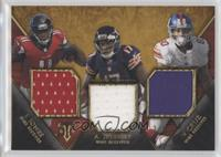 Julio Jones, Victor Cruz, Alshon Jeffery /9