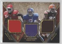 De'Anthony Thomas, Andre Williams, Terrance West #/36