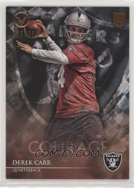 2014 Topps Valor - [Base] - Courage #12 - Derek Carr /399