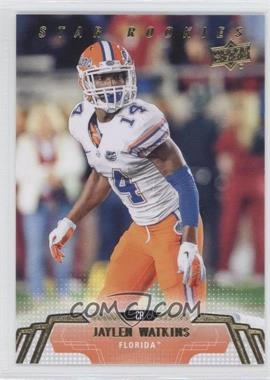 2014 Upper Deck - [Base] #112 - Jaylen Watkins