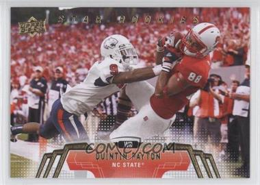 2014 Upper Deck - [Base] #83 - Quintin Payton