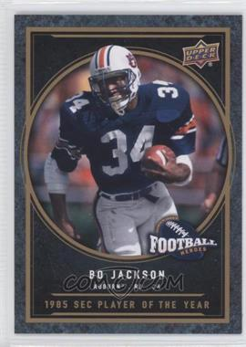 2014 Upper Deck - College Football Heroes #CFH-BJ - Bo Jackson