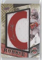 Carlos Hyde (Letter C) #/75