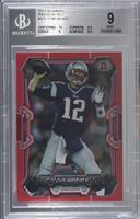 Tom Brady [BGS9MINT] #/25