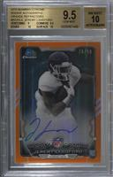 Jeremy Langford [BGS 9.5 GEM MINT] #/50