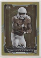 Malcolm Brown #/399