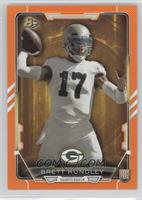 Brett Hundley [Noted] #/299