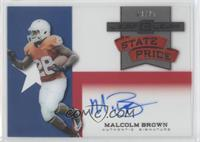 Malcolm Brown /25
