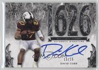 David Cobb #/15