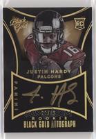 Justin Hardy #/49
