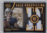 Marcus Mariota /49