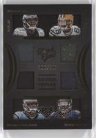 Devin Funchess, Kevin White, Nelson Agholor, Ty Montgomery /199