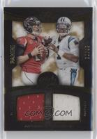 Cam Newton, Matt Ryan #/99