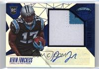 Freshman Fabric - Devin Funchess [Noted] #/99