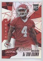 Rookies - Da'Ron Brown #/99