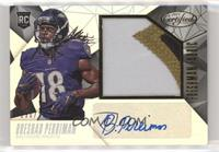 Freshman Fabric - Breshad Perriman [EX to NM] #/199