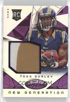 Todd Gurley #/10