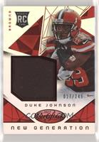 Duke Johnson /249