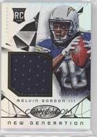 Melvin Gordon #/799