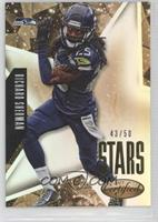 Richard Sherman #/50