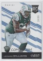Leonard Williams (Running, Arms Down) #/99