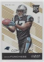Devin Funchess (Ball in Both Hands) #/10