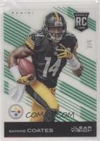 Sammie Coates (Left Hand at Chest) [Noted] #/5
