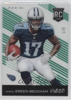 Dorial Green-Beckham (Leg Up) #/5