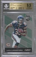 Jeremy Langford [BGS 9.5 GEM MINT] #/5