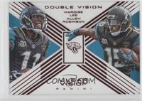 Allen Robinson, Marqise Lee /25