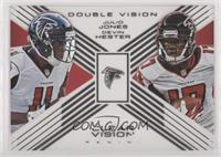 Julio Jones, Devin Hester