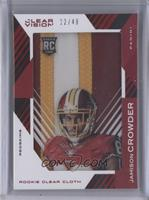 Jamison Crowder /49