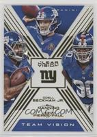 Eli Manning, Odell Beckham Jr., Jason Pierre-Paul /10