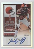 Rookie Ticket - Ifo Ekpre-Olomu /99