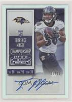 Rookie Ticket - Terrence Magee (Team Logo) /25