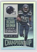 Richard Sherman #/99